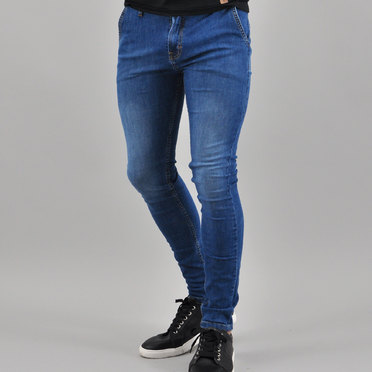 CHINO HAW DENIM BLUE