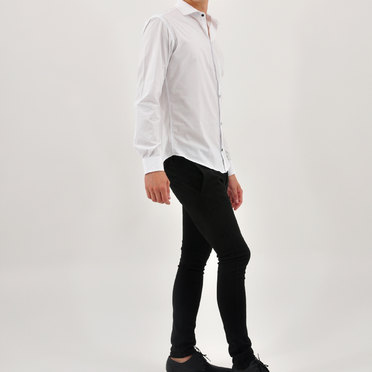 CAMISA MIDNIGHT WHITE