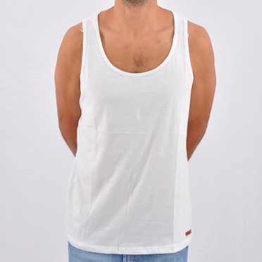 MUSCULOSA BASIC WHITE