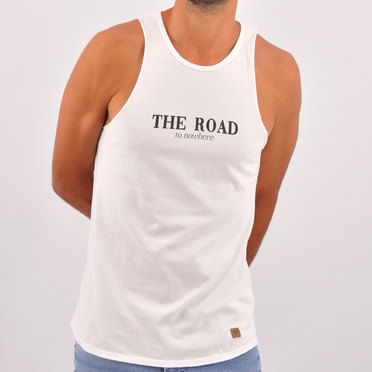 MUSCULOSA THE ROAD WHITE
