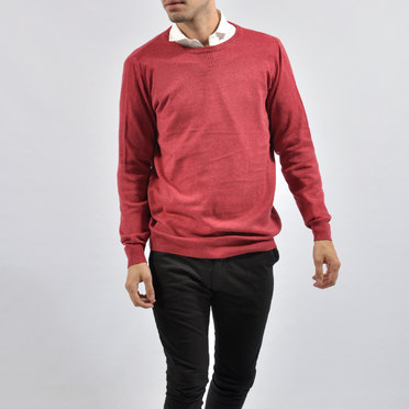 SWEATER LIVERPOOL RED