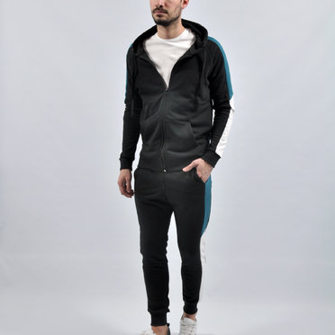 JOGGER EVOLUTION TURQUESA