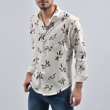 CAMISA WILEY FIBRANA WHITE