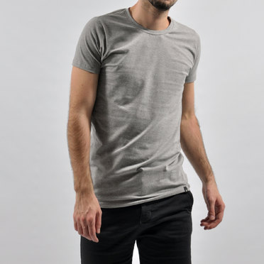 REMERA ALABAMA BASIC GREY