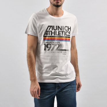 REMERA MUNICH ATHETICS WHITE