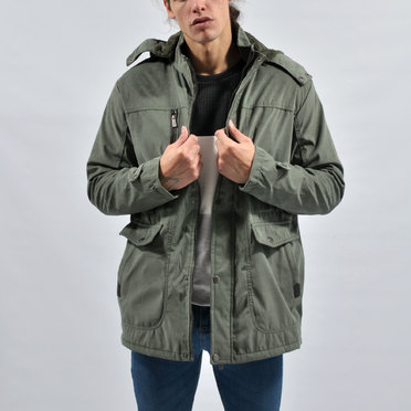 PARKA OTTAWA WINTER GREEN