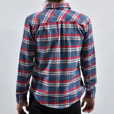 CAMISA DUNDEE RED LIGHT BLUE