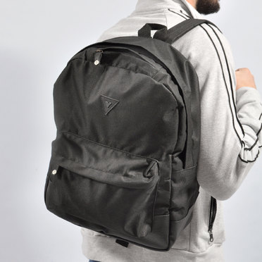 MOCHILA CLASSIC LEATHER BLACK