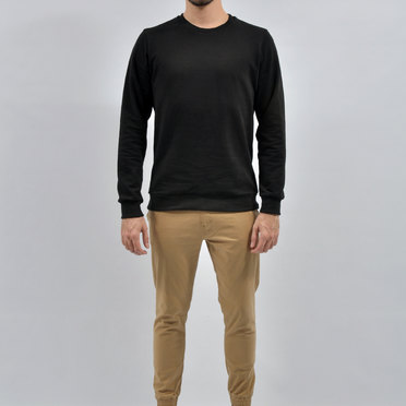 BUZO LESOTO BASIC BLACK