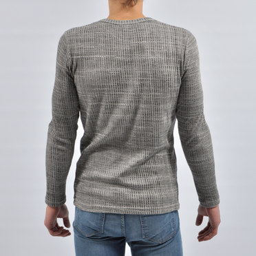 SWEATER CHESTER MORLEY GREY