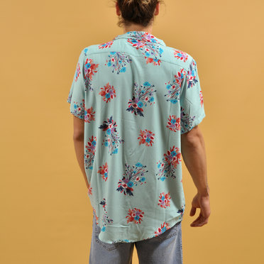 CAMISA M/C NATURE LIGHT BLUE