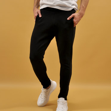 JOGGER ALICANTE COTTON BLACK