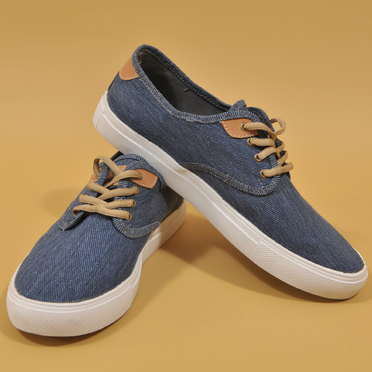 ZAPATILLA AFRICAN DENIM BLUE