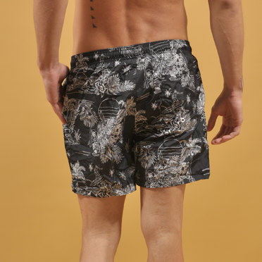 SHORT BEACH BLACK