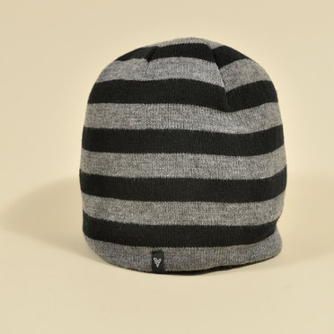GORRO VERBIER STRIPE DARK GREY