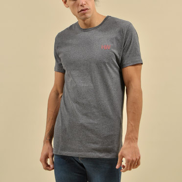 REMERA ENSIGN HW BORDO & TOPO